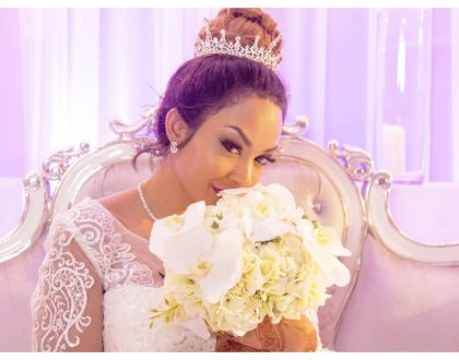Zari Hassan reveals why she is happy without Diamond