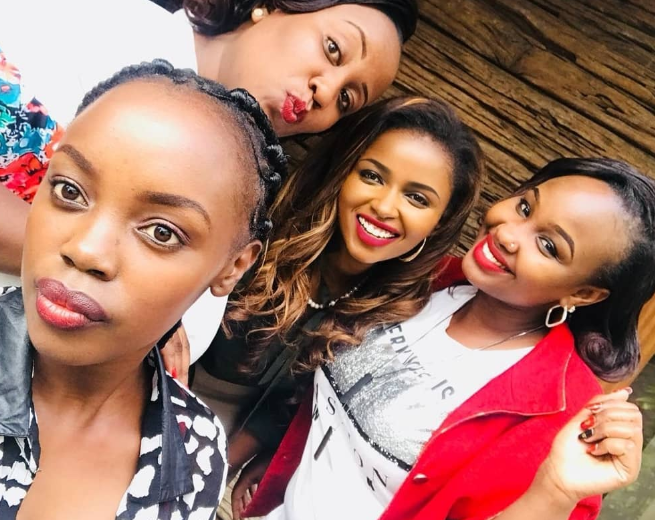 Anerlisa Muigai forced to come clean after being called bisexual