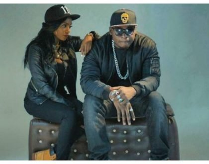 Tuma kitu khali! Meet Khaligraph Jone's handsome son (Photos)