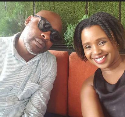 Amani's husband lands top job at Safaricom