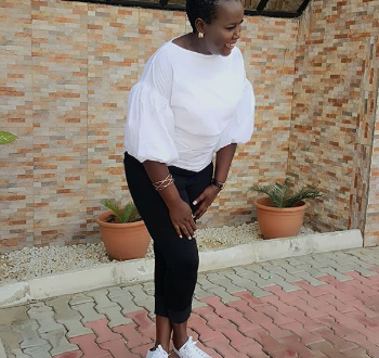 Emmy Kosgei: My husband wants me in tight cloths