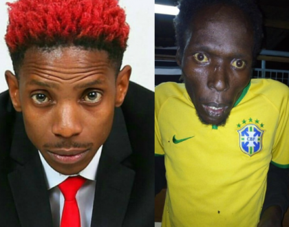 Eric Omondi's brother laid to rest in Ugenya Kisumu(video)