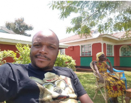 Jalang'o shows off his new completed house in up-country and it's marvelous (photos)