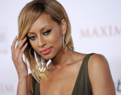Fans beg American superstar Keri Hilson to coming with sugar after announcing she'll be touring Kenya