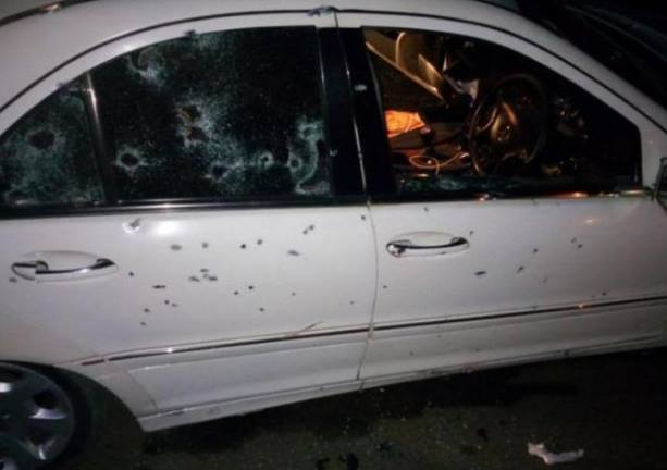 Police finally reveal the man in Mercedes Benz shot 70 times on Thika Road