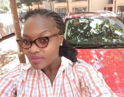 Former presenter's accounts frozen yet again over NYS theft, Government questions her lavish lifestyle