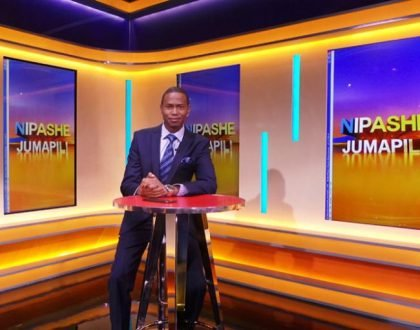 Former Citizen TV news anchor fired for allegedly taking bribes finally speaks after joining NTV