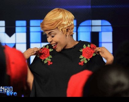 Days after DJ Mo landed top deal, Size 8 now also blessed with yet another lucrative job