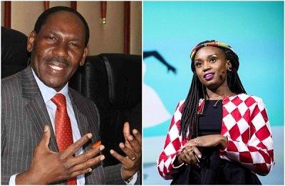 Kenyan film director that Ezekiel Mutua trashed her work joinsOscars Academy