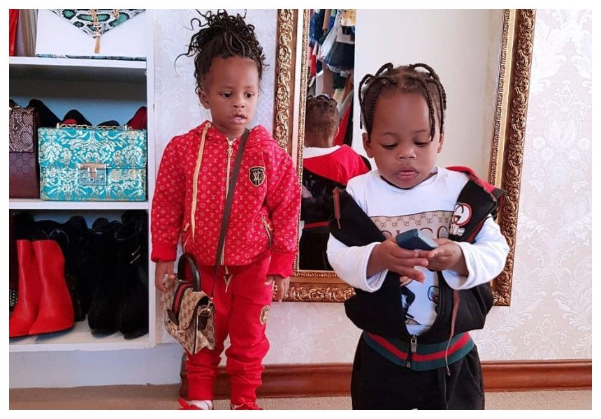 Diamond's mother adamant she won't recognize Hamisa Mobetto's son as her grandchild