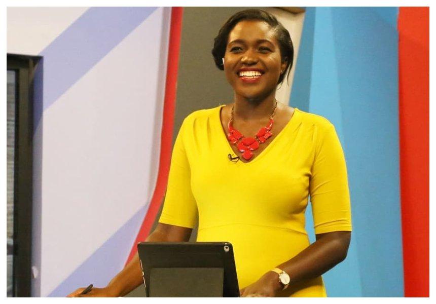 """Mbona uko na matako kubwa?"" KTN anchorAkisa Wandera answers all silly questions asked by Kenyans on social media"