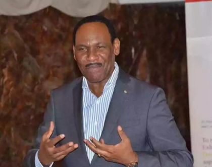Moral cop Ezekiel Mutua attacks 10/ 10 after hosting Akothee:It was a shame to see someone claiming to be a mother of 5 parade her nudity on TV
