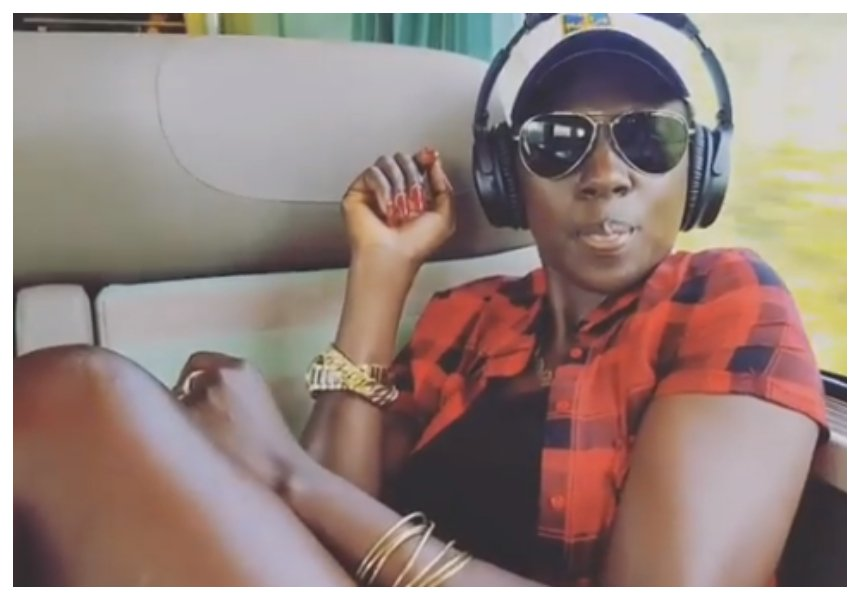 Hilarious celebrity reactions after a desperate man earnestly begs Akothee to be his toyboy