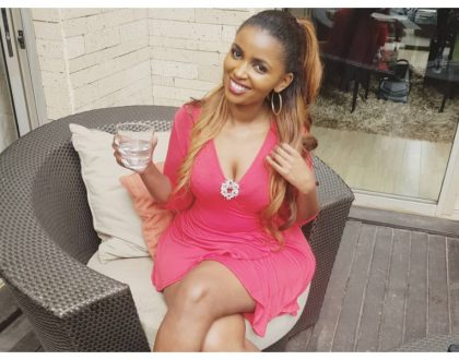 Can you date someone who is not from a wealthy family like yours? Anerlisa Muigai answers intimate questions asked by netizens