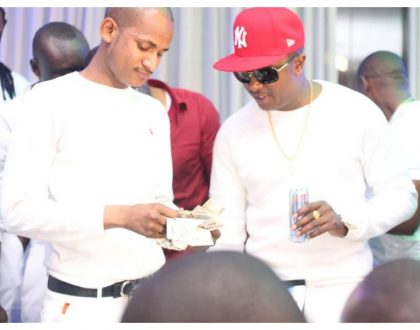"""You were my favorite bro"" Babu Owino disowns Steve Mbogo, reveals he supported Boniface Mwangi for Starehe seat"