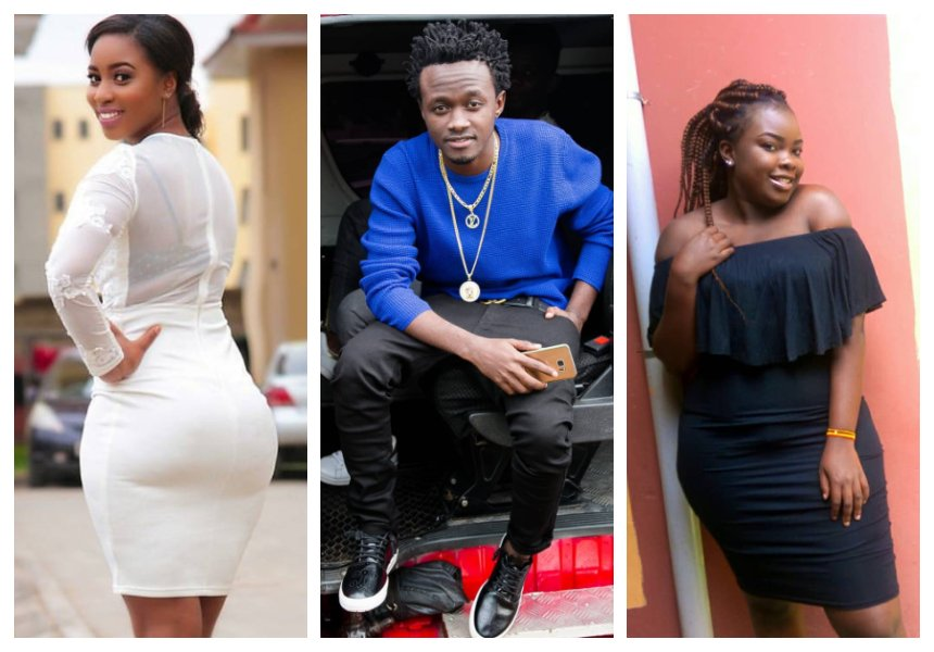Bahati and his baby mamas Diana Marua and Yvette Obura to star in new reality TV show