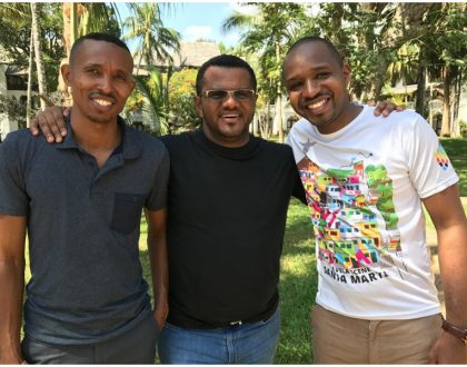 Boniface Mwangi to Mohammed Ali: We've been friends for over 10 years butam extremely disappointed by your behavior as an MP