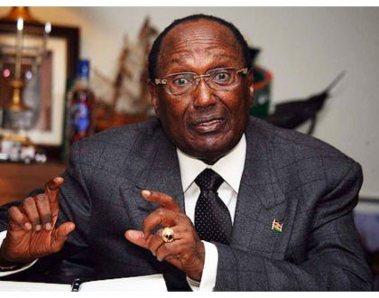 Chris Kirubi: Young men take note, marriage is a prison