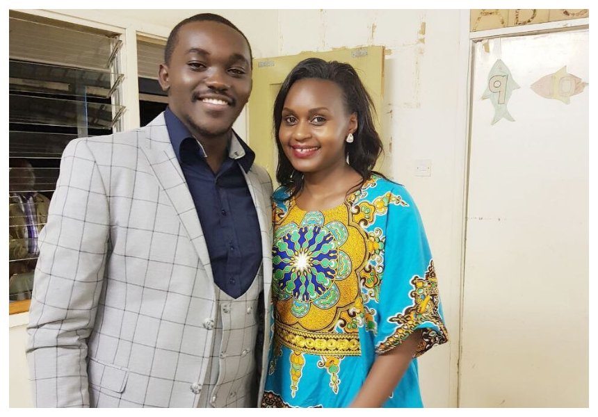 Ben Gatu sets the record straight about claimsMurang'a governor's daughter broke up with himbecause of physical abuse
