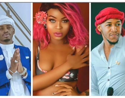 Video vixen Gigy Money expresses interest to be impregnated by Diamond and Idris Sultan