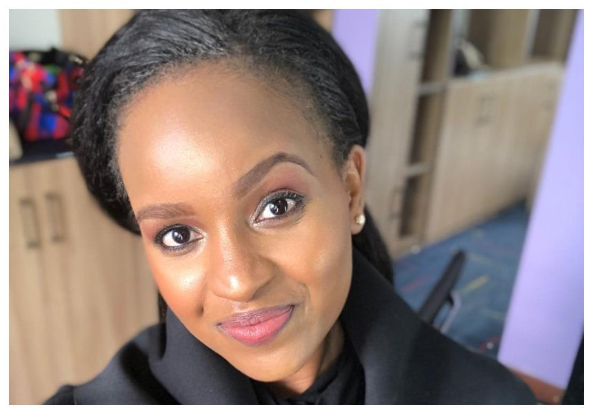 Double blessing for Grace Msalame as she joins NTV