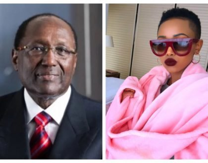 Huddah Monroe: I have always wanted to marry Chris Kirubi