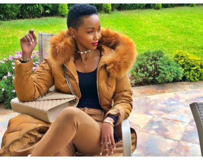 """I weigh less than 50kgs"" Huddah Monroe reveals intimate details in Q&A session with fans"