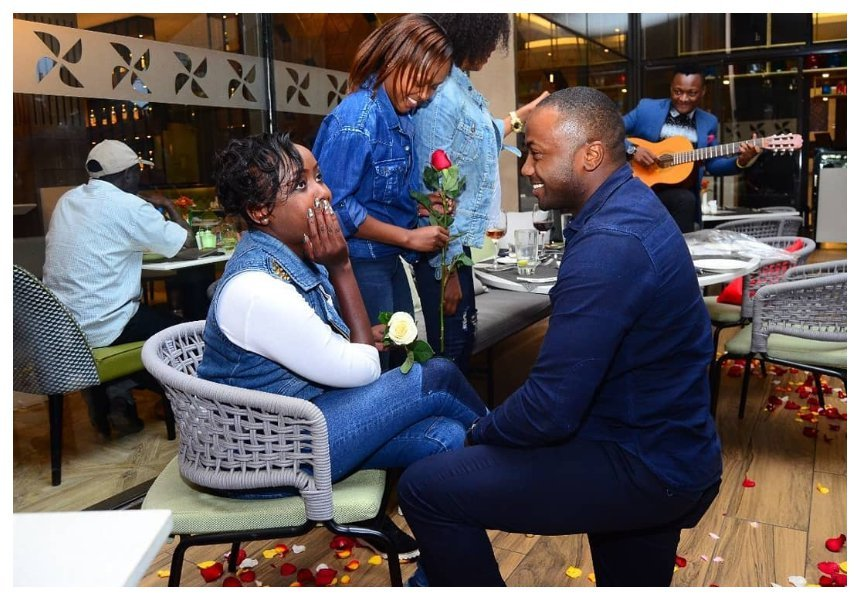 I learnt of my daughter's engagement through the media - Jacque Maribe's father