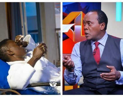 Jeff Koinange's monthly electricity bill shocks Kenyans...But it's nothing close to Akothee'selectricity bill