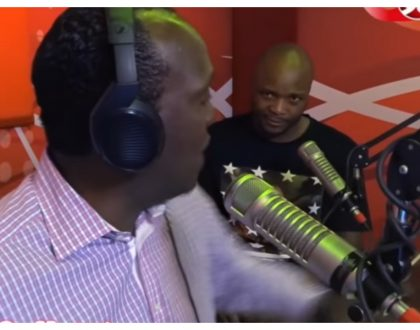 July 12th 2018: The day Jeff Koinange and Jalang'o almost fought live on air