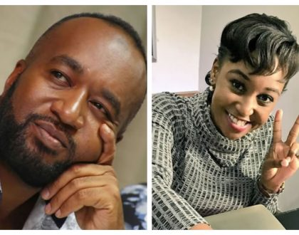 Betty Kyallo greet Hassan Joho during her recent trip to Mombasa?