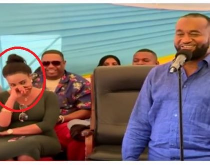 7 photos of the pretty Safaricom lady whose beauty blew away Hassan Joho making him admit he couldn't resist her