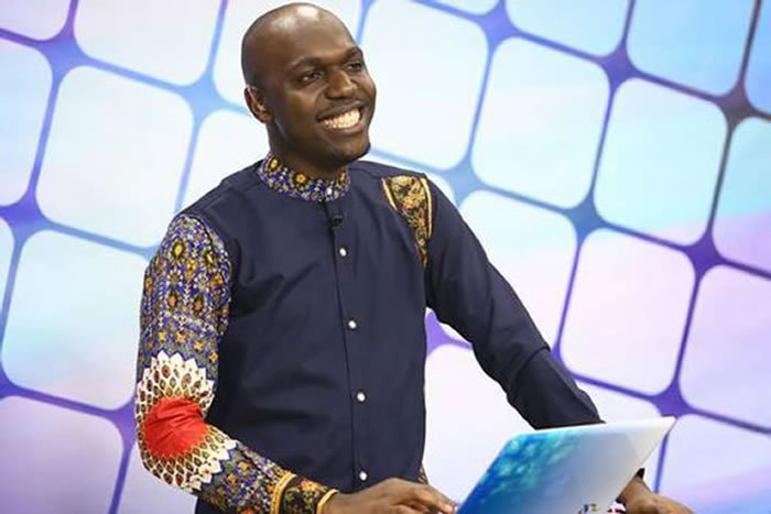 I would never ask you for money and I don't write click bait content- Larry Madowo warns Kenyans