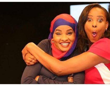 Lulu Hassan introduces new TV partner, but will she fill Kanze Dena's shoes?