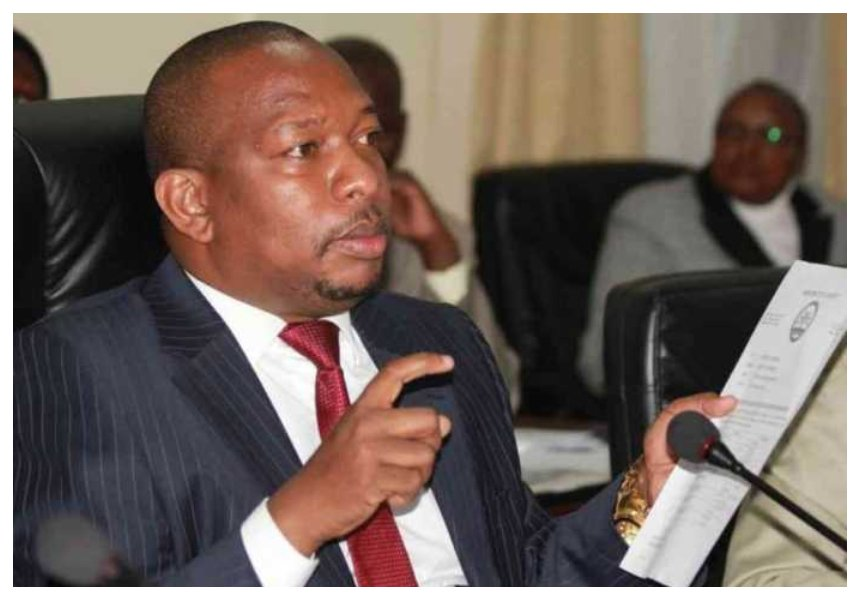 Sonko sets the record straight about his