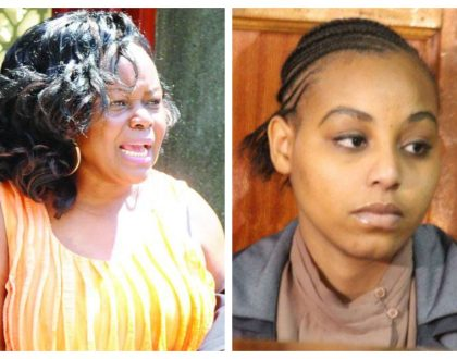 Ruth Kamande breathes brief sigh of relief as Millie Odhiambo puts up a fight against death sentence