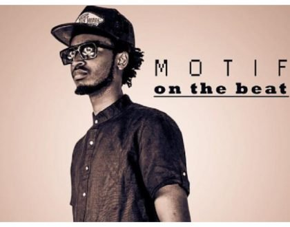 Meet Motif on The Beat, arguably the most trusted producer in Kenyan showbiz