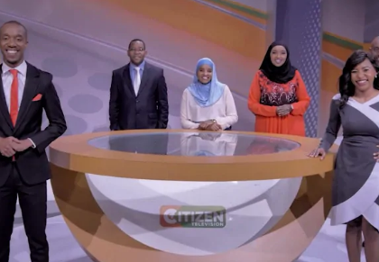 Pick a side! NTV and Citizen introduce new Swahili news anchors lineup on the same day (video)