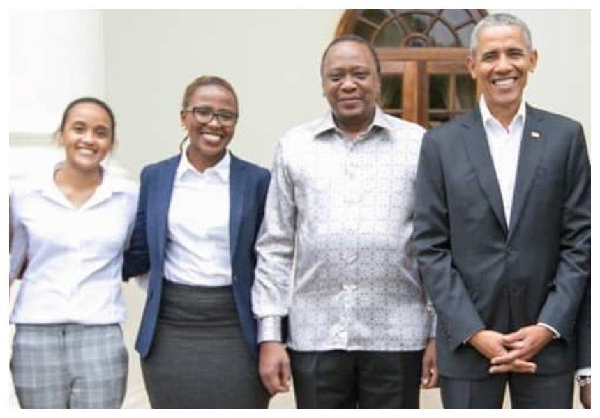 Barack Obama'sclosed-door meeting with Ngina Kenyatta explained