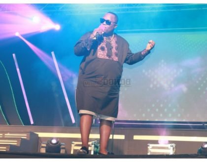 Killer fat! Tusker Project Fame 4 runner-up Peter Msechu scared for his life after hitting 184 kilos