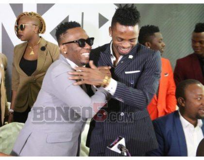Babu Tale offers newinsight into claims Rich Mavoko has dumped Diamond's Wasafi Records