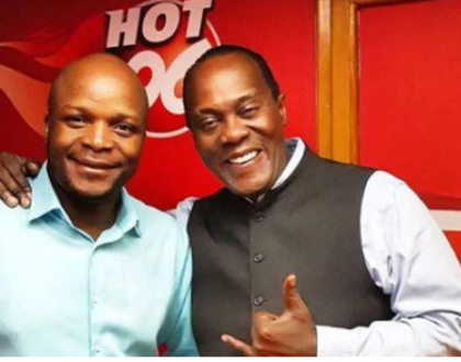 What is happening? Jalang'o quits Hot 96 FM less than an year after joining