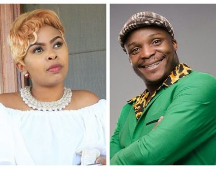 Did Size 8 and DJ Mo finally listened to Jalang'o? Size 8's new song might make you think so