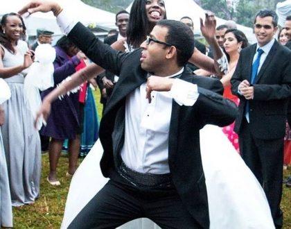 Awww! Adelle Onyango celebrates wedding anniversary with sweet exclusive photos