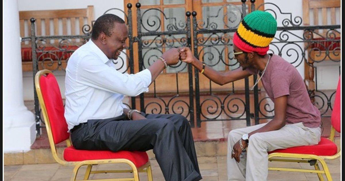 Uhuru and Mbusi