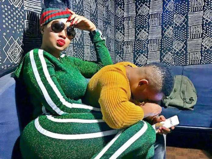 Not now Oti! Vera Sidika not yet ready to have kids