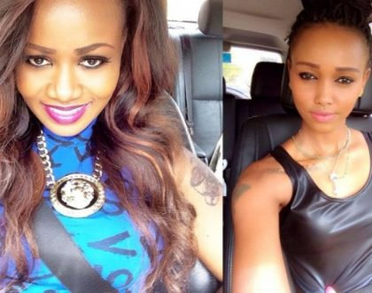 Huddah: Vera is not my enemy but media makes it look like it