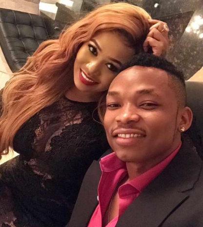 Back! Vera Sidika surprises Kenyans with love message to Otile