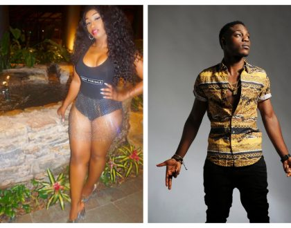 Victoria Kimani rubbishes claims by Nigerian musician L.A.X that they are meant for each other