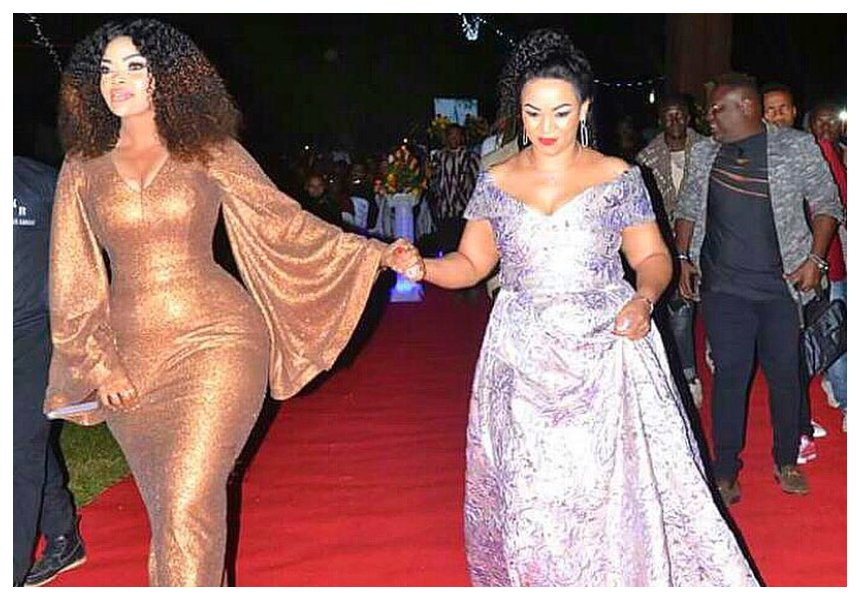 """""""Wema Sepetu's body shape is all natural"""" Manager confirms amid claims ofcosmetic surgery"""